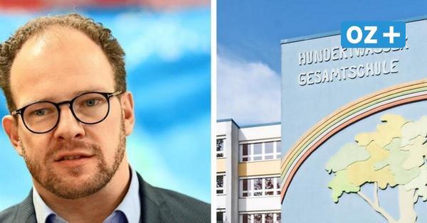 Corona-Ausbruch an Hundertwasser-Schule: Eltern aus ganz Deutschland kritisieren Rostocker Kuschel-Verbot
