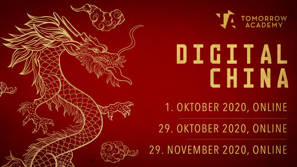 "Remote Workshop ""Digital China"" @ Tomorrow Academy."
