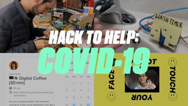 Hack to Help: COVID-19   Experiments with Google