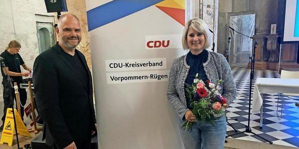 Stralsund: Von Allwörden erneut Direktkandidatin der CDU für Landtagswahl