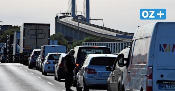 Rügenbrücke zum Wochenende wieder frei