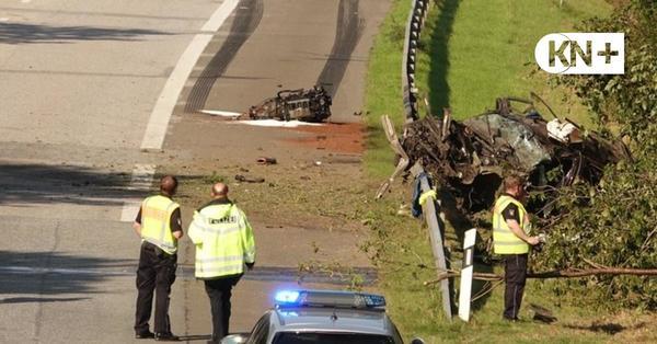 Tödlicher Unfall auf der A 215