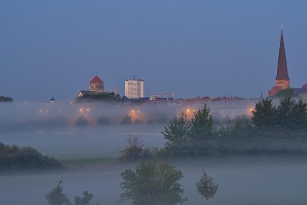 Nebel im Warnowtal (Foto: Christian Alexander Schulz)