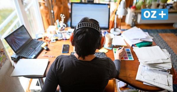 Vorpommern: Home Office verändert die Arbeitswelt auch in Stralsund