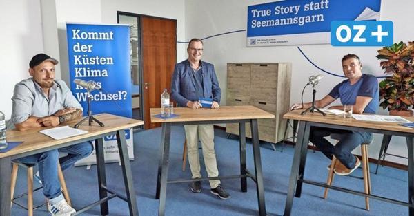 OZ-Streitgespräch: Darüber stritten der Rügener Fischer und der Greenpeace-Aktivist