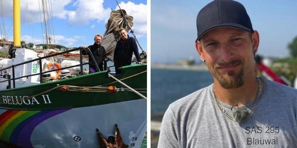 Zum Nachschauen: OZ-Streitgespräch zwischen Rügener Fischer und Greenpeace-Aktivist
