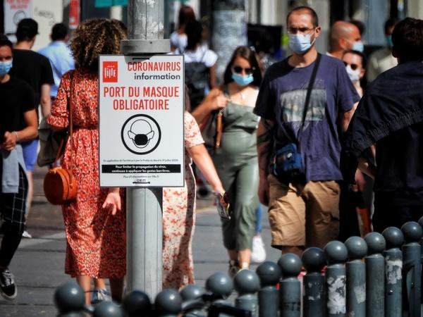 La Belgique lève l'interdiction des voyages en zone rouge dans le Nord et le Pas-de-Calais - België heft reisverbod voor niet-grensbewoners op voor le Nord