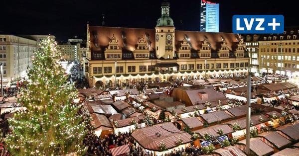 Leipziger Weihnachtsmarkt 2020: Erste Konzepte für einen Markt in Corona-Zeiten