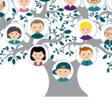 Tipps für die Ahnenforschung – und Bastelvorlage für Familien-Stammbaum