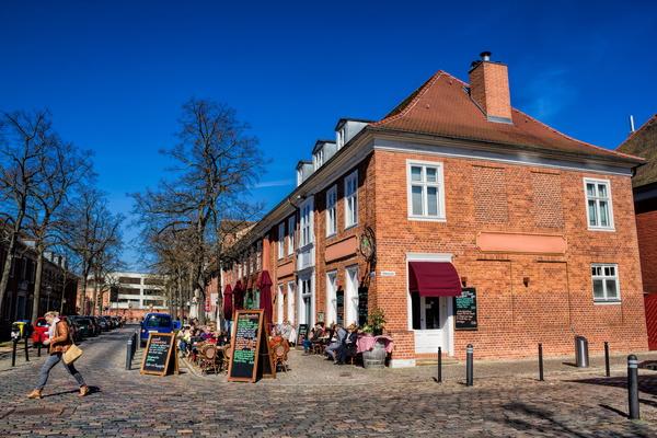 Im Holländischen Viertel gibt es auch kulinarisch einiges zu entdecken.