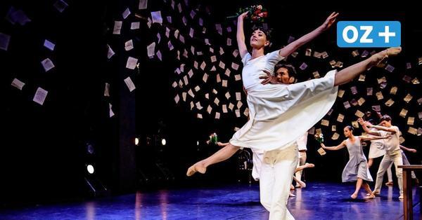 "Ralf Dörnen inszeniert Ballett ""The Juliet Letters"" am Theater Vorpommern"