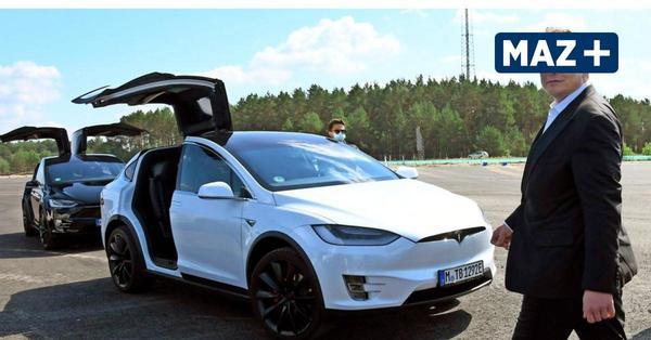 Tesla stellt Elektroautos für 25.000 Dollar in Aussicht