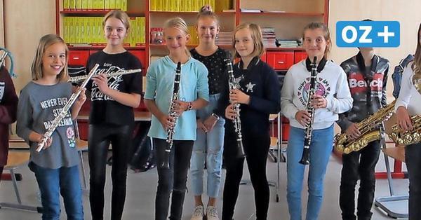 Besonderes Musik-Projekt: Schule aus Bergen punktet mit Tonart-Klasse