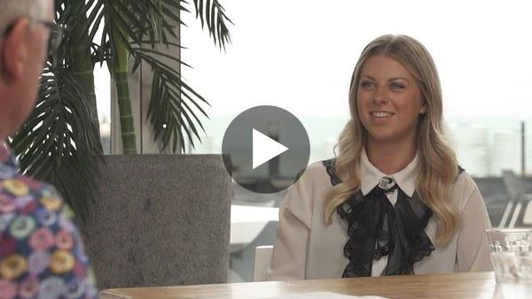 OUDE WETERING - Interview met jonge ondernemer Maureen Bakker van BrightUpp (video)