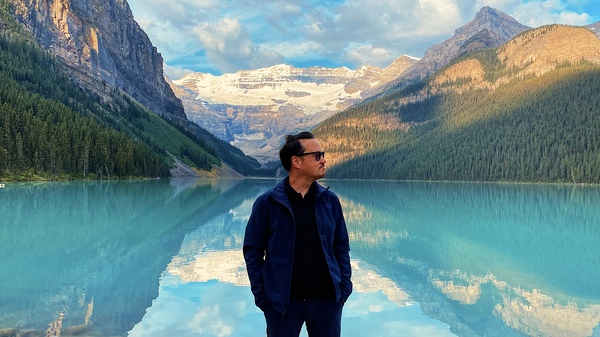 This is not photoshopped: Lake Louise is as amazing as you think! Spent 2 weeks in August exploring my motherland.