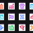 The user-driven approach to Topic icon design
