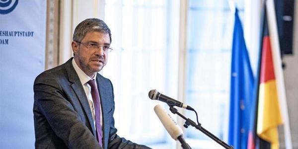 Mike Schubert (SPD), Oberbürgermeister von Potsdam, könnte in der Brandenburger SPD aufsteigen. Quelle: Fabian Sommer/dpa