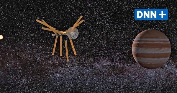 Gibt es Aliens? Dresdner Raumfahrt-Firma liefert Schlüsseltechnologie für NASA-Mission