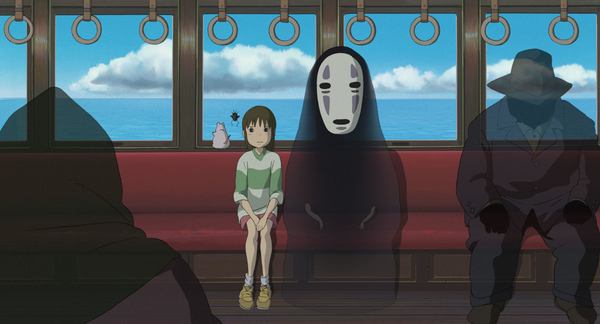 From Spirited Away