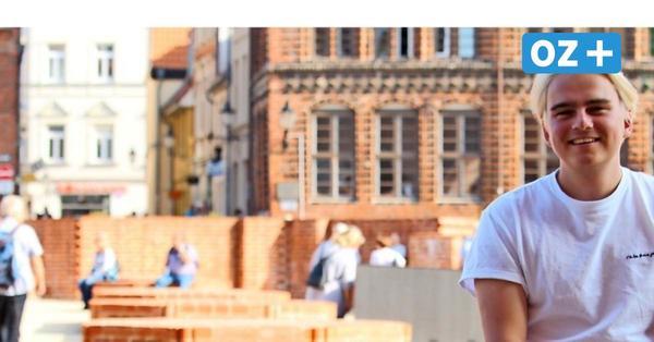 Gewinner des Musikvideowettbewerbs aus Wismar ist auf der Suche nach dem Glück