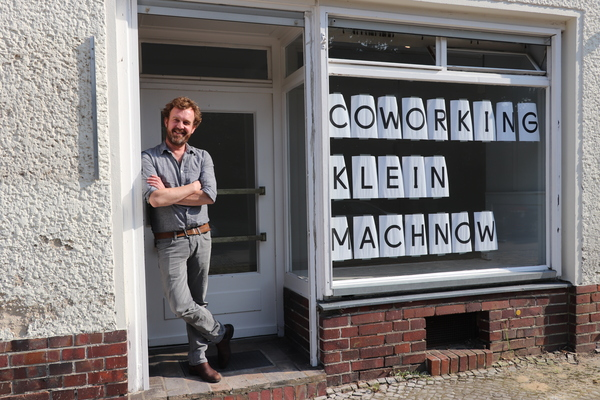 Architekt Martin Schiefer. Foto: Konstanze Kobel-Höller