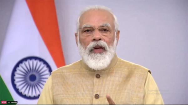 Modi to inaugurate 'RAISE 2020' on Oct 5