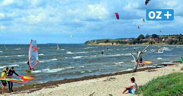 Rügen: Surfer wollen Schließung von Spots vermeiden