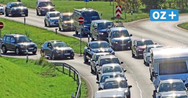 Peenebrücke Anklam: In den Oktoberferien keine Bautätigkeit