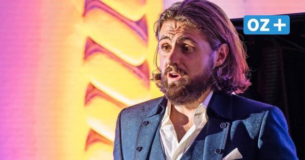 Usedomer Musikpreis 2020 an jungen Bariton Konstantin Krimmel verliehen