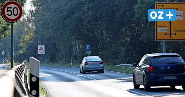 Lubmin: Fahrbahnerneuerung auf der Landesstraße 262