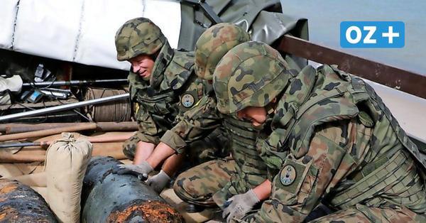 Riesen-Bombe versetzt Swinemünde in Ausnahmezustand