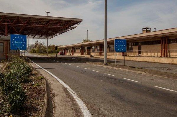 La province acquiert un terrain pour la conversion de l'ancien poste frontière de Callicanes - Provincie verwerft gronden voor de herbestemming van de voormalige grenspost Callicanes