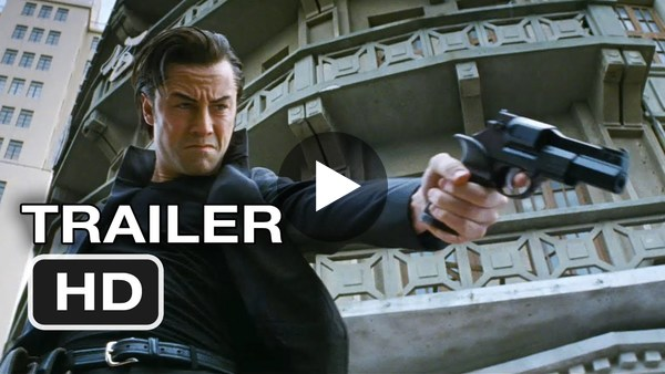 Looper Official Trailer #1 (2012) Joseph Gordon-Levitt, Bruce Willis Movie HD