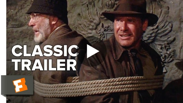 Indiana Jones and the Last Crusade (1989) Trailer #1 | Movieclips Classic Trailers