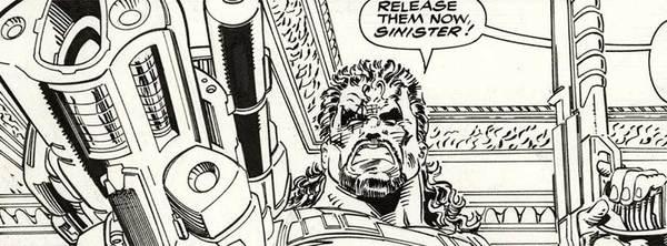 Greg Capullo - X-Force Original Comic Art