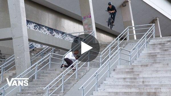 Take 6 mins & watch: Vans BMX Presents: Dennis Enarson's Right Here