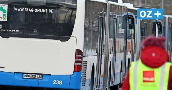 Streik bei Bus und Bahn in MV: Das müssen Schüler und Arbeitnehmer wissen