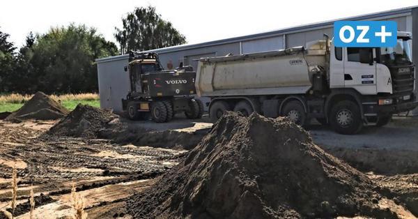 Keine Grundstücke mehr verfügbar: Gewerbeflächen in Neubukow sind gefragt