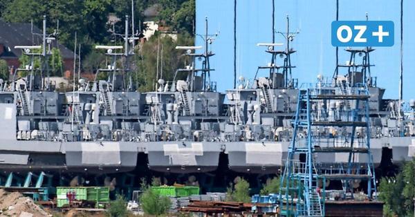 Peene-Werft in Wolgast: Wo sind die Küstenwachboote für Saudi-Arabien?