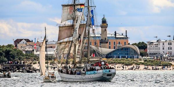 """OZ-Auktion für die """"Greif"""": Samstag auf Schiffsmodell, Seesack oder Gemälde bieten"""