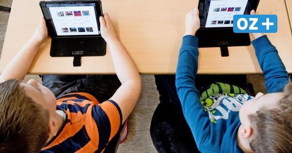 Digitales Lernen in MV: Vier von fünfSchulen im Land haben zu langsames Internet