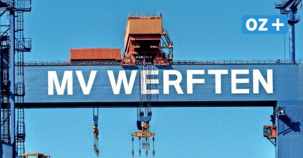 Rettung der MV Werften: Die Woche der Entscheidung steht bevor