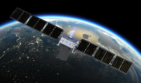 Space Company in UP Scores Satellite Thruster Contract