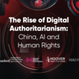 The Rise of Digital Authoritarianism: China, AI and Human Rights - Crowdcast
