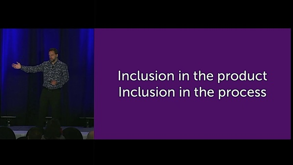 """Inclusive, by Design"" by Derek Featherstone"