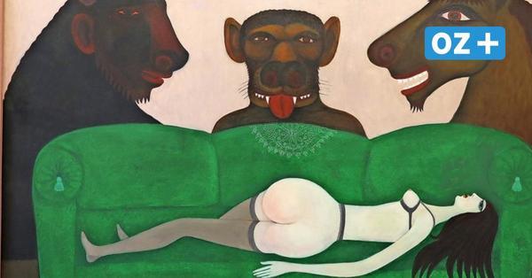 Wustrow: So farbenfroh ist die neue Ausstellung in der Galerie Läkemäker