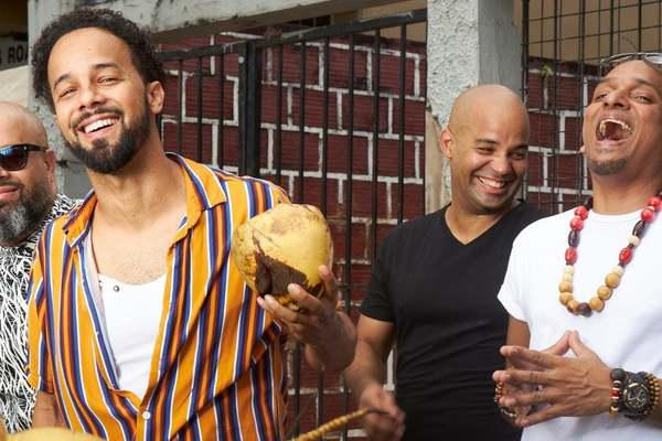 Soca Artists Kes The Band Brings Caribbean Vibes Just In Time For Labor Day Weekend