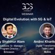 Digital Evolution with 5G & IoT | Meetup