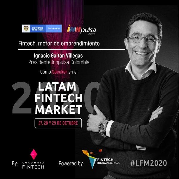 📣 ¡El #LFM2020 tiene a los más cracks como Speakers! 🔥