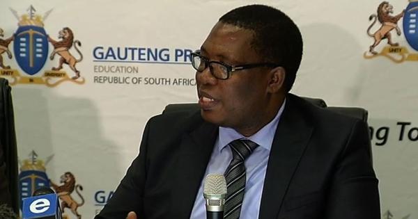 Lesufi urges parents to accept school allocations | eNCA
